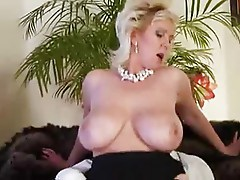 Young Fucking Busty  Blonde Mature By TROC