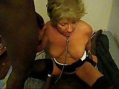 salope Tina french mature amateur with BBC part2