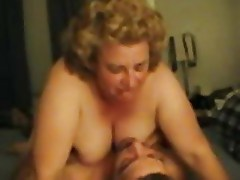 Mature BBW Ontop & Doggy