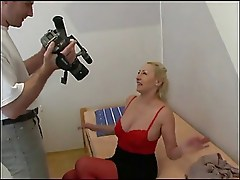 Big tit mature likes being filmed