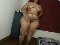 Mature BBW Strips & Plays