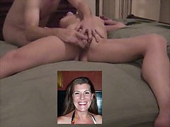 Mature Wife Having Her Clit Rubbed