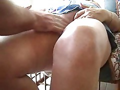 fran cumming on table with a little help
