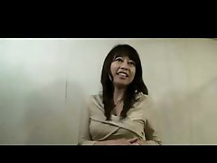 Cheater Japanese MILF bimbo with nice tits fucks a hunky stranger