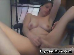 Sensual mom pussy fisted deep part4