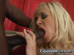 Blond milf powerdrilling malutto  part2