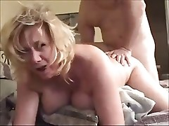 Horny MILF Ass Gaping