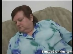 Fat MILF slut with big boobs gets horny part4