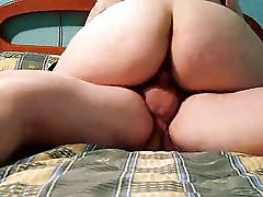 homemade video-fuckin with my mature wife