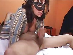 Old Italian MILF gets DIRTY Pounding
