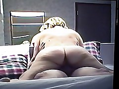 AWESOME ASS wife riding my dick