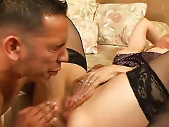 Young stud fucking horny milf 2