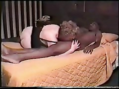 Mature Taking Black Dick