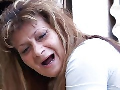Mature fucked in all holes
