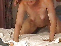 hairy mature turkish woman with small empty saggy breasts 2