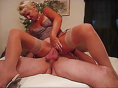 POV mature slut