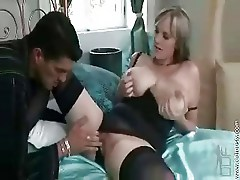 Big Titted Mature Mother