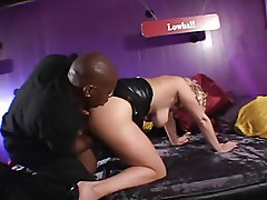 Mandingo fucks a Milf named Egypt...Kyd!!!