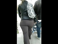 Candid Milf Booty