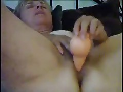 57 older woman masturbating
