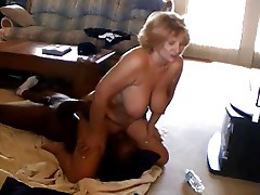 Mature gets blacked