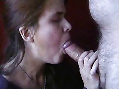 swedish mature blowjob and facial
