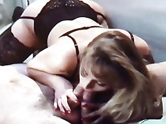 French Mature Double Anal
