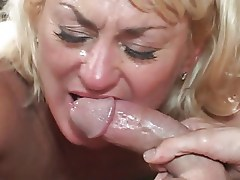 Horny MILF Teaches Ger Son's Friend - Cireman