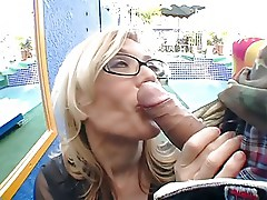 Nina Hartley - Milf Fucks Young Man