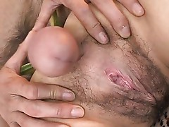 Cum on Mature Jap 2