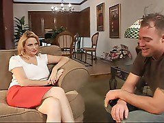 MILF Tries Her Daughter's Boyfriend - Cireman