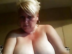 Mature slut Karen