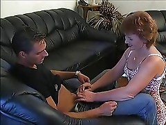 KATHY - horny mature anal