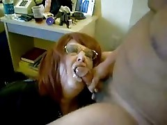 Great facial on my wife. Home video