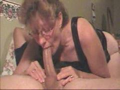 mother deepthroating her lover