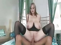 Big Titted Mature Mom hard