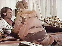 Vintage - Horny mother seduces her son in law