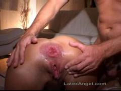 Amateur mature wife extreme anal prolapse and fisting
