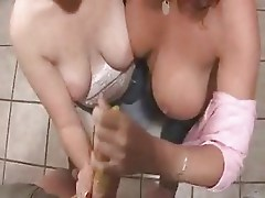 Rachel Steele & Friend Suck Dick To Pay Rent - By Fire-Ice