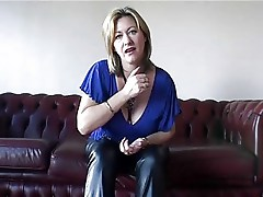MILF Jerk Off Instructions