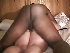 My old slut assfucked by a black bull