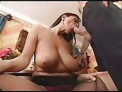 Mature Mom With Natural Big Tits