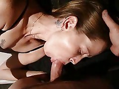 Hot amateur mouth fucking