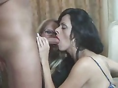 Mother, Hot Mommy-Friend-Son Threesome