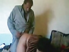 Indian mature couple fucking in doggystyle and cumming