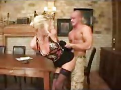 German Lady Forced Fuck