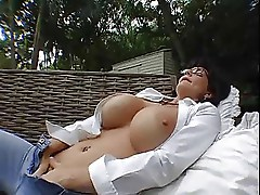 Deauxma anal fucked...and squirting