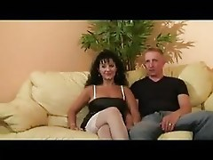 INCREDIBLE PERVERT FRENCH AMATEUR MATURE COUPLE - DEEP ASS FISTING - GREAT VID  -B$R