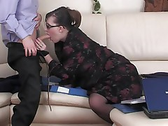 Mature Lady Loves Her Cock