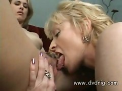 Mature Ladies Natasha Skinski And Samantha Slater Train A Be